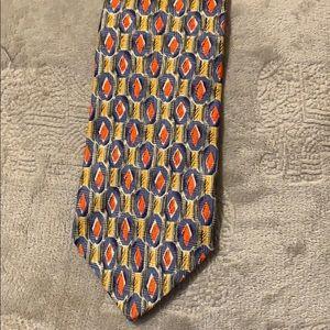 Robert Talbert studio 100% silk men's tie